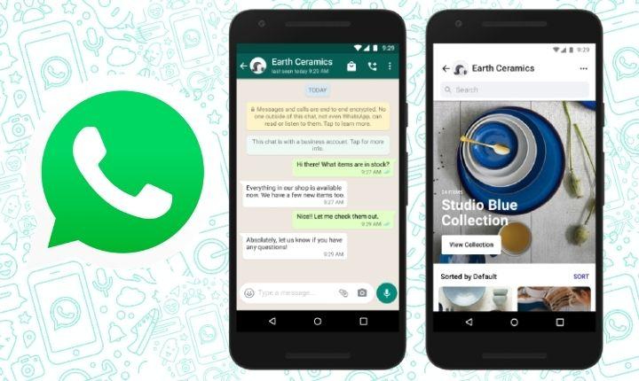 Las tiendas de Facebook llegan a Whatsapp: así funcionarán