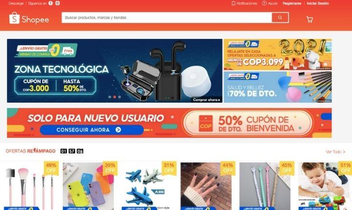 Shopee Colombia