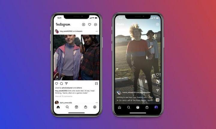 Instagram permitirá crear publicaciones y reels colaborativos entre dos usuarios