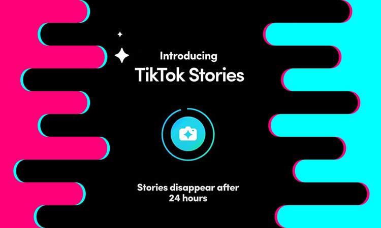 Llegan las TikTok Stories: la red social se une a la tendencia del contenido efímero